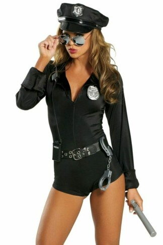 Sexy Lady Cop Costume