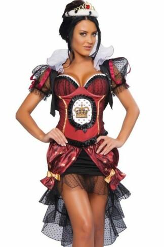 Queen of Heartbreaks Costume