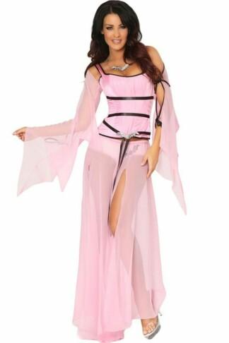 Ms Monster Costume