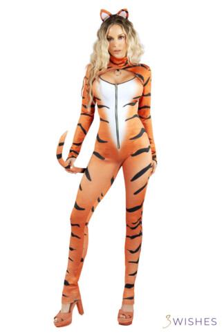 Joe Exotic Tiger Honey Costume