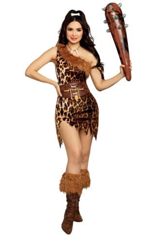Clubbin Cutie Costume