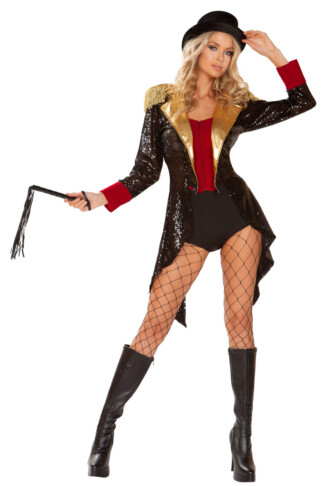 Ringmaster of Circuses Costume