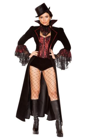 The Lusty Vampire Costume
