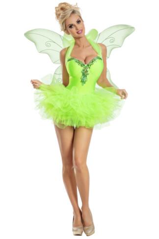 Pixie Tink Costume