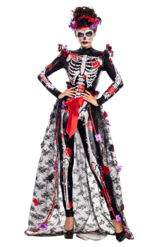 Rosas Day of the Dead Costume