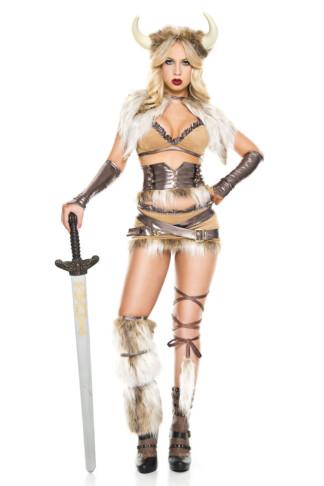Modern Day Viking Costume