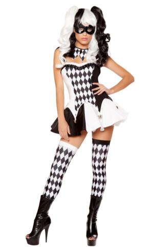 Devious Jester Costume