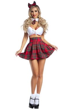 Homeroom Hottie Costume