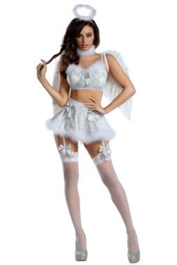 Ecstasy Angel Costume